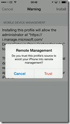 10 Install Trust