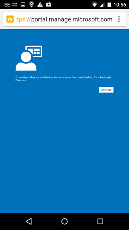 Office 365 MDM (Mobile Device Management) From A Users