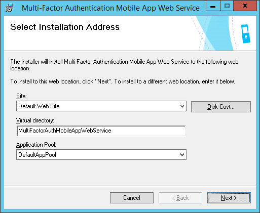 Installing Azure Multi-Factor Authentication and ADFS – C7