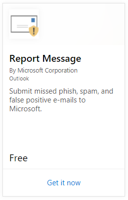 Enable Report Message Add-In For Office 365 – C7 Solutions
