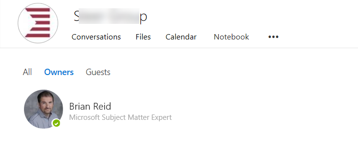 Convert Office 365 Group to Microsoft Team Totally Failing